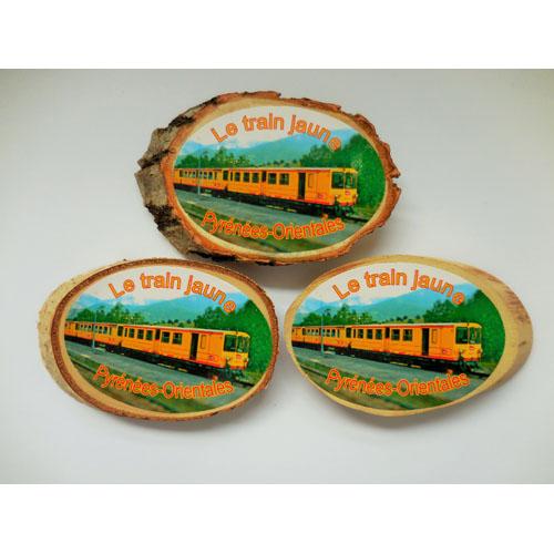 train jaune pyrénées orientales
